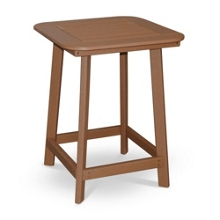 """Heritage Bistro Height Framed Table 37""""H, 41588"""
