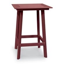 """Cambridge Framed Bar Height Table 42""""H, 41589"""