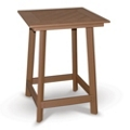 "Cambridge Bistro Height Framed Table 42""H, 41590"