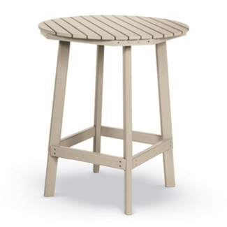 "Bistro Height Round Table 42"" Diameter, 41592"