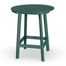 "Bistro Height Table 36"" Diameter, 41594"