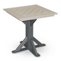 "Cambridge Cafe Table 29""H, 41612"