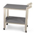 Recycled Plastic Multifunction Outdoor Cart, 42087