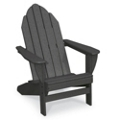 "Outdoor Adirondack Chair Seat Height 10""-14""H, 51384"