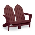 Outdoor Adirondack 2 Seater Chair, 51390