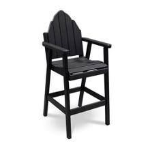 Outdoor Bar Height  Adirondack Chair, 51399