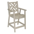 Chippendale 2 Bistro Height Chair, 51434