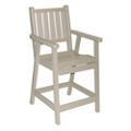 Capri Low Back Bistro Height Chair, 51438