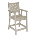 Chippendale 1 Bistro Height Chair, 51442