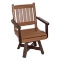 """Day Break Mid Back Swivel Seat Chair 20""""W, 51451"""
