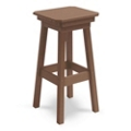 Backless Bar Swivel Stool, 51467