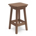 Backless Bistro Swivel Stool, 51468