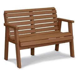 """Garden Bench 48""""W, 85351"""