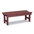 "Backless Bench 48""W, 85354"