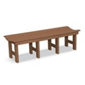 "Backless Bench 60""W, 85355"
