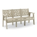 "Chippendale 1 Bench 72""W, 85361"