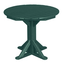 "Cafe Table 36"" Diameter, 85399"