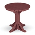 "Cafe Table 31"" Diameter, 85397"