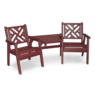 Chippendale 2 Chairs Set, 85510