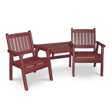 Day Break Mid Back Dining Chairs and Table Set, 85520