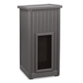 Recycled Outdoor Mobile Lectern, 85529