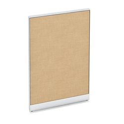 "Tackable Panel with End Trim - 4'W x 5'5""H, 21785"