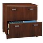 Tuxedo Two Drawer Lateral File, CD07328