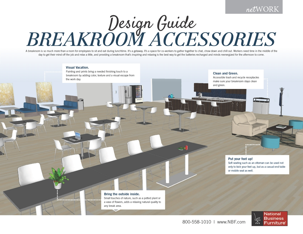 breakroom design guide