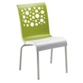 Stacking Chair with Bubble Back, 51551