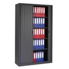 """Tambour Door Storage Cabinet - 77""""H, 36301"""