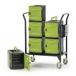 Tub Trolley - Holds 36 Devices, 60132