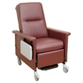 Recliner with Trendelenburg and Side Table, 26266