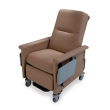 Transfer Recliner with Trendelenburg and Side Table, 26268