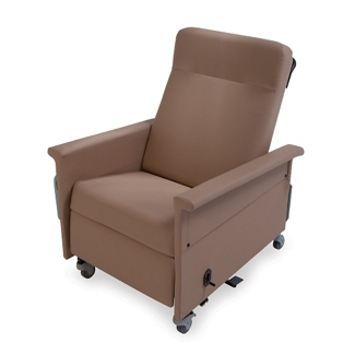 Swing Arm Recliner with Trendelenburg and Side Table, 26281