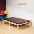"Folding Physical Therapy Mat Platform - 84"" x 60"", 25756"
