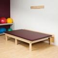 "Folding Physical Therapy Mat Platform - 84"" x 48"", 25542"