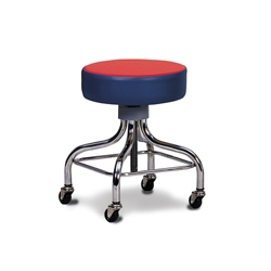 Pediatric Stool with Square Base, 25964