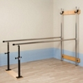 Physical Therapy Wall Mounted Parallel Bars - 7ft, 25982