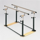 Physical Therapy Folding Parallel Bars - 7 ft, 25984