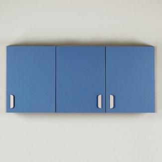 """Three Door Wall Cabinet - 54""""W , 26013"""