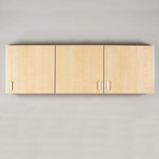 """Three Door Wall Cabinet - 72""""W , 26015"""