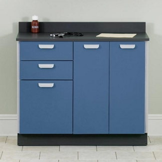 """Two Door Base Cabinet with Two Drawers - 42""""W , 26017"""