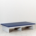 "Value Physical Therapy Mat Platform with Laminate Frame - 84"" x 48"", 26030"