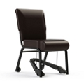 """Armless Vinyl Chair with Mobility Assistor - 18""""W Seat, 26401"""