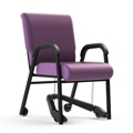 "Vinyl Chair with Mobility Assistor - 22""W Seat, 26407"