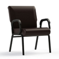 "Vinyl Chair - 24""W Seat, 26415"