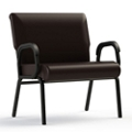 "Vinyl Chair - 30""W Seat, 26418"