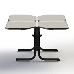 Four Person ADA Height Adjustable Table , 26422
