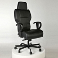 Executive 24/7 Intensive Use Genuine Leather Chair, 56382