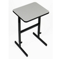 """Workstation with Manual Height Adjustment - 36""""W x 24""""D, 60087"""